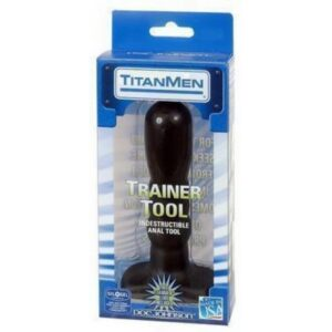 Antibakterijski analni stimulator, 14cm x 2,8cm - Titan man