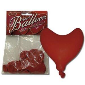 Baloni srce 6/1