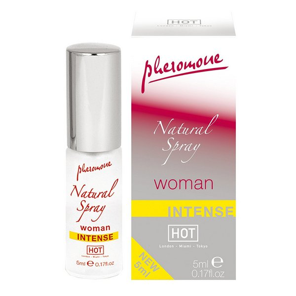Intenzivni feromonski sprej za žene, 5ml