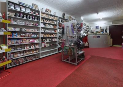 Fortuna Sex Shop Osijek Interijer 1