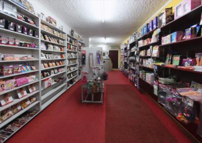 Fortuna Sex Shop Osijek Interijer 2