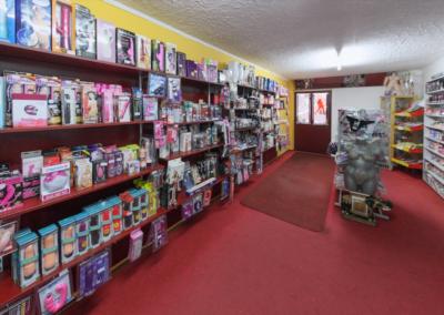Fortuna Sex Shop Osijek Interijer 3