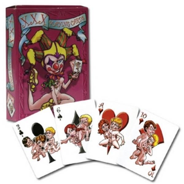 Igraće karte XXX
