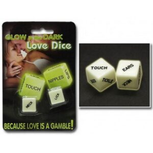 Kockice za igru Love Dice
