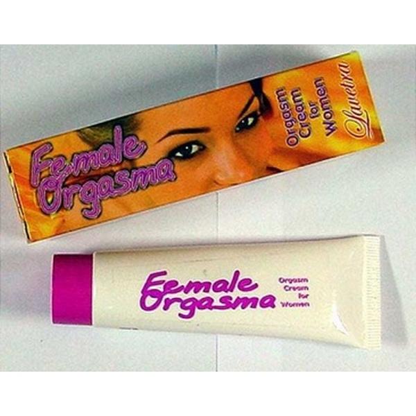 Krema za poboljšanje orgazma kod žena, 30ml - Female Orgasma