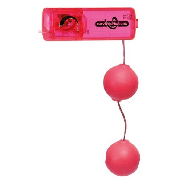 Kuglice vaginalne, od TPE materijala, vibrirajuće s upravljačem - Spectraz
