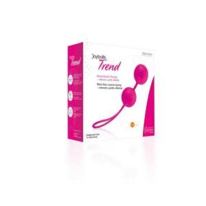 Kuglice vaginalne, silikonske, promjer 3,5cm - Joyballs Trend