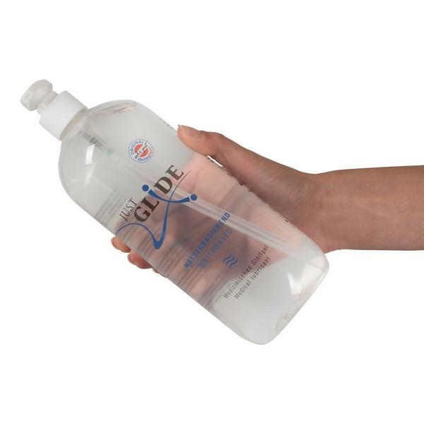 Medicinski lubrikant na bazi vode - Just Glide