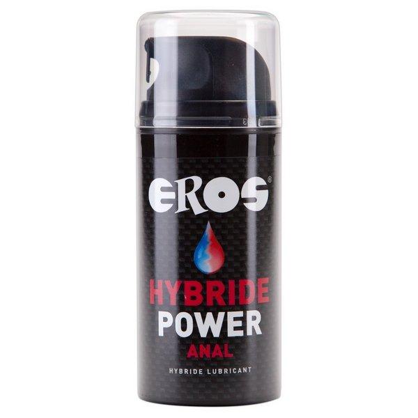 Lubrikant analni, na vodenoj i silikonskoj bazi, 100ml - Eros Hyrbide