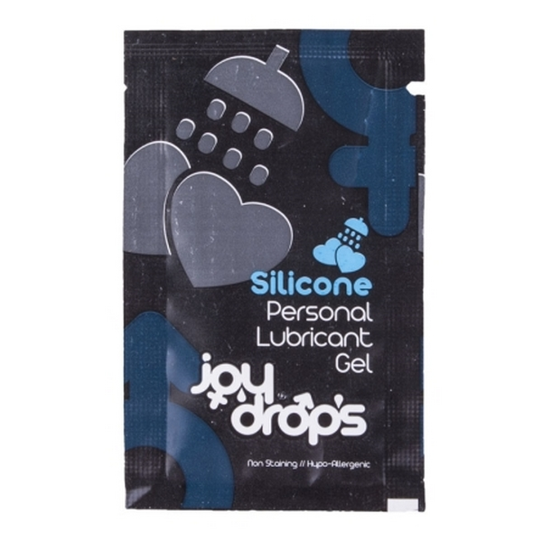Lubirkant na bazi silikona, za korištenje u tušu - Joy Drops Silicone