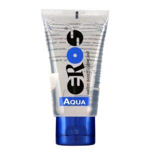 Lubrikant na bazi vode, 50 ili 100ml - Eros Aqua
