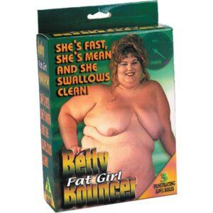 Lutka ženska s tri otvora - Batty Fat Girl Bouncer