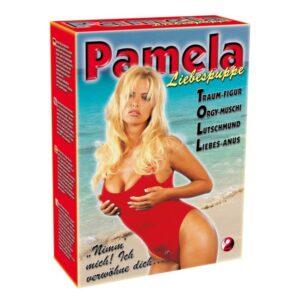Lutka ženska u prirodnoj veličini, s tri otvora - Pamela