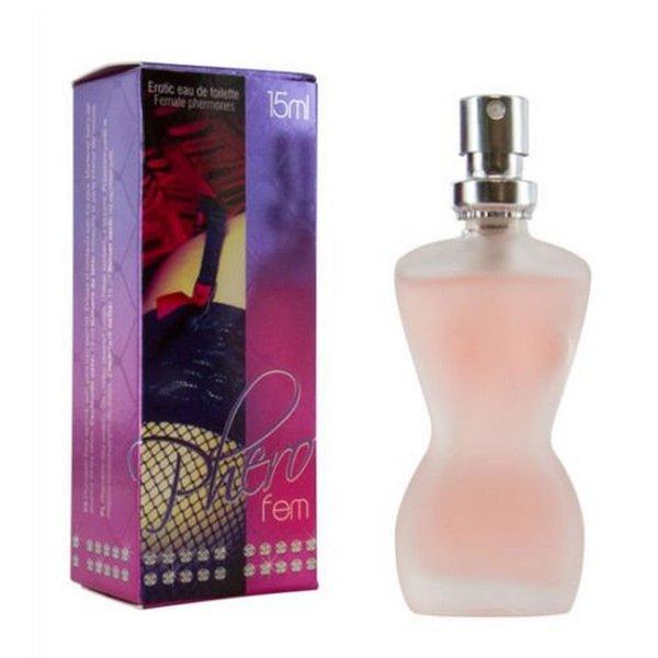Parfem ženski s feromonima, 15ml
