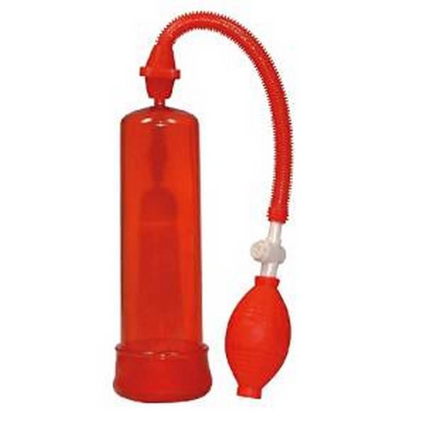 Pumpa za povećanje erekcije, sa ventilom za podešavanje pritiska - Bang Bang