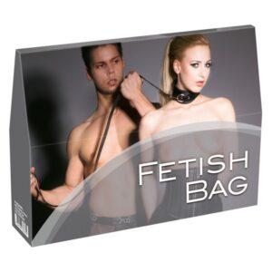 Set od fetish igračaka za parove - Fetish Bag