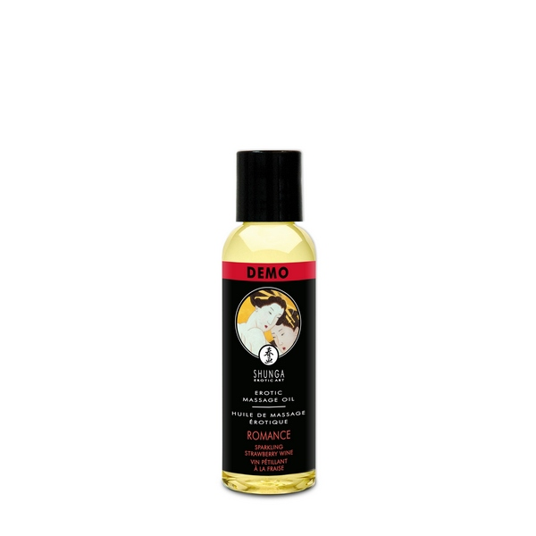 Ulje za masažu, tri različita mirisa, 60ml - Erotic