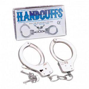 Lisice metalne s ključevima