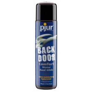 Analni lubrikant na bazi vode s hijaluronom 100ml - Pjur Backdoor
