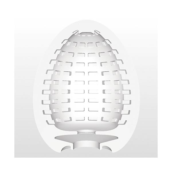 Rastezljivi silikonski masturbator u obliku jajeta, 6,5cm - Tenga Egg