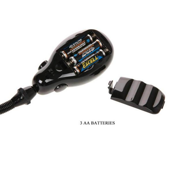 Pumpa za penis od TPR materijala,s baterijama - Pretty Love Alexander