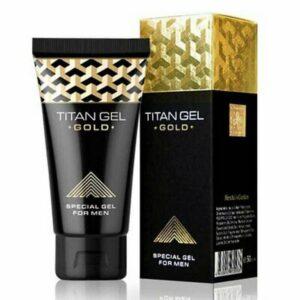 Gel Titan Gold za povećanje penisa i duže trajanje erekcije, 50 ml