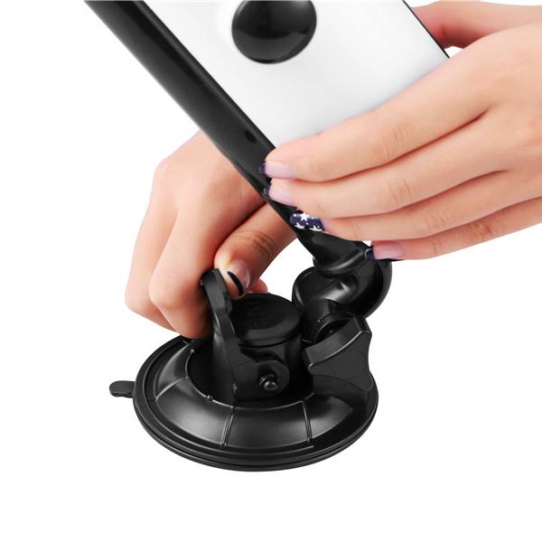 Silikonski vibrator sa stalkom, 16 x 3,7cm – Sex machine X1