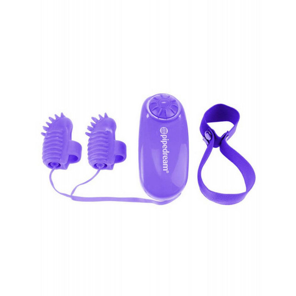 ABS vibrator koji se stavlja na prste - Neon Magic Touch Finger Fun