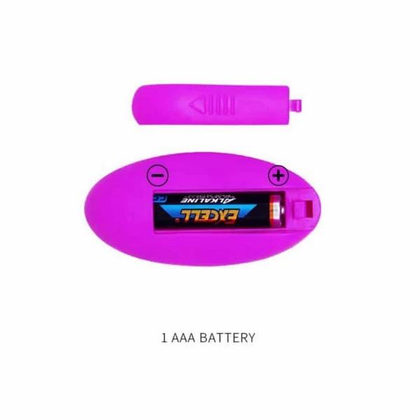 Vibrator jaje silikonski, 7,8 x 3,7cm, USB punjenje - Pretty Love Joyce